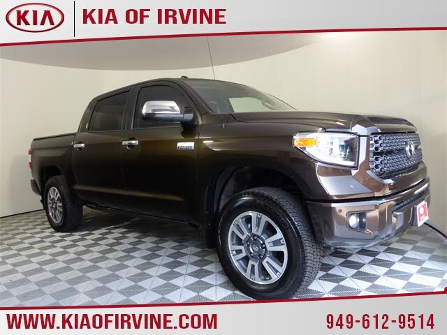 Used Toyota Tundra Platinum For Sale Right Now Cargurus