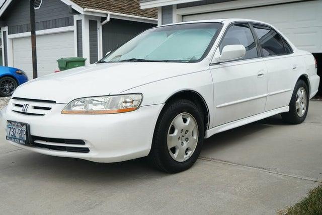 2002 Honda Accord LX V6