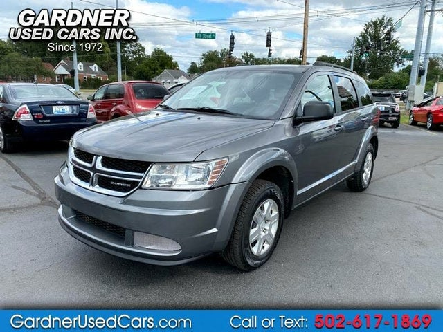 2012 Dodge Journey SE FWD
