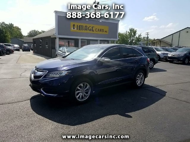 2016 Acura RDX AWD with Technology and AcuraWatch Plus Package