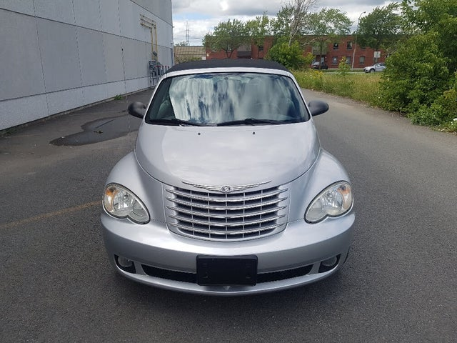 2007 Chrysler PT Cruiser Touring Convertible FWD