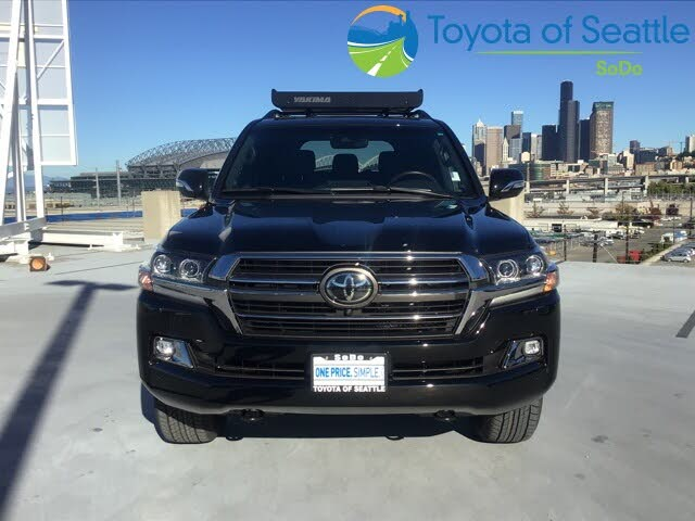 2021 Toyota Land Cruiser for Sale in Bellingham, WA - CarGurus