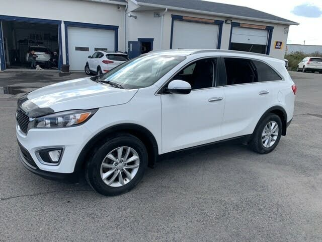 2016 Kia Sorento LX Plus Turbo