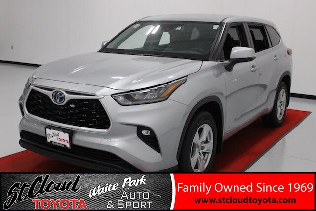 Twin Cities Toyota Dealers >> 2021 Toyota Highlander Hybrid for Sale in Mankato, MN ...