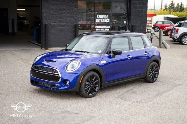 2021 MINI Cooper S 4-Door Hatchback FWD