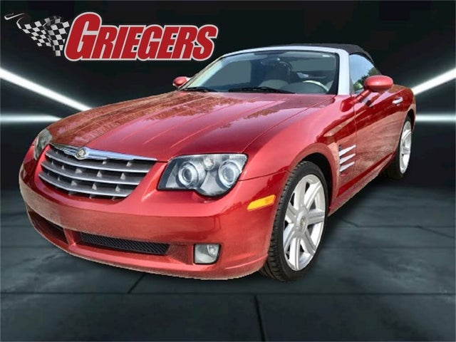 2006 Chrysler Crossfire Limited Roadster RWD