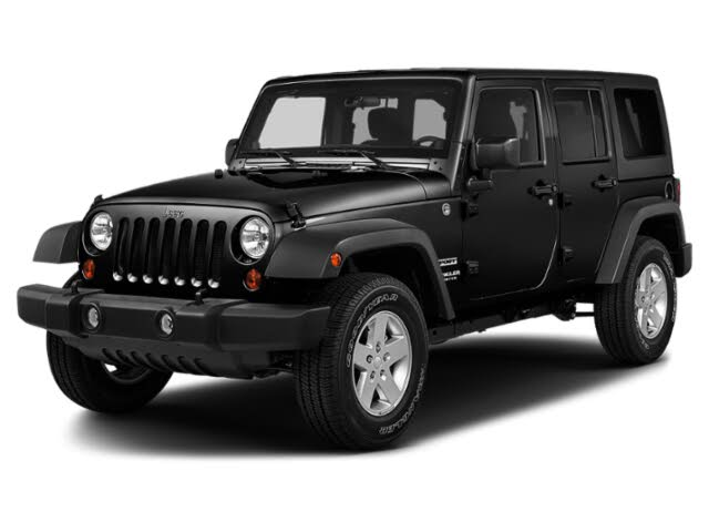 2018 Jeep Wrangler Unlimited JK Sport S 4WD