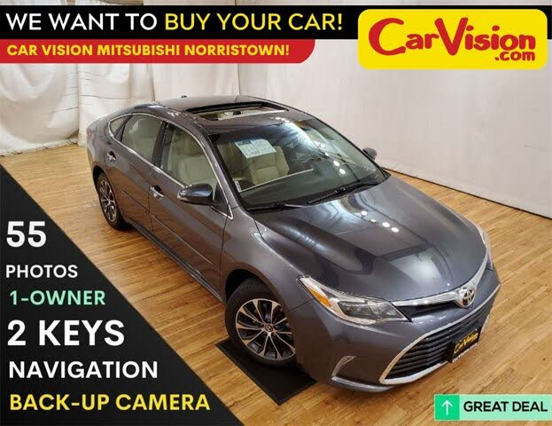 2016 Toyota Avalon XLE Touring