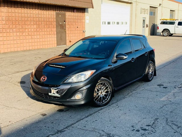 2011 Mazda MAZDASPEED3 Base