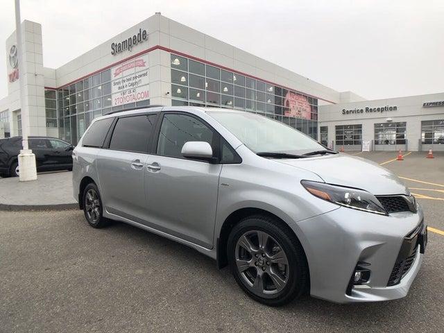 2020 Toyota Sienna SE 7-Passenger AWD