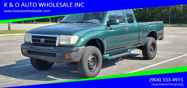 2000 Toyota Tacoma 2 Dr Prerunner Extended Cab LB