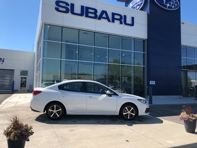 2020 Subaru Impreza 2.0i Touring Sedan AWD with EyeSight Package