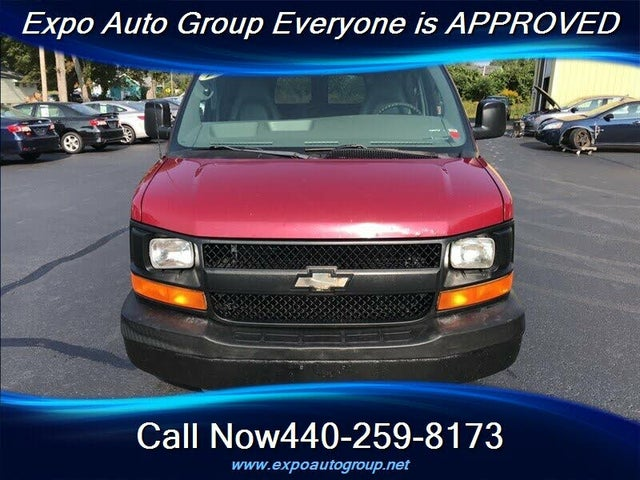 2007 Chevrolet Express 2500 LS Fleet RWD