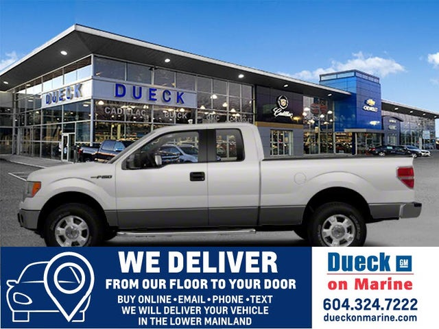 2012 Ford F-150 XLT SuperCab LB 4WD