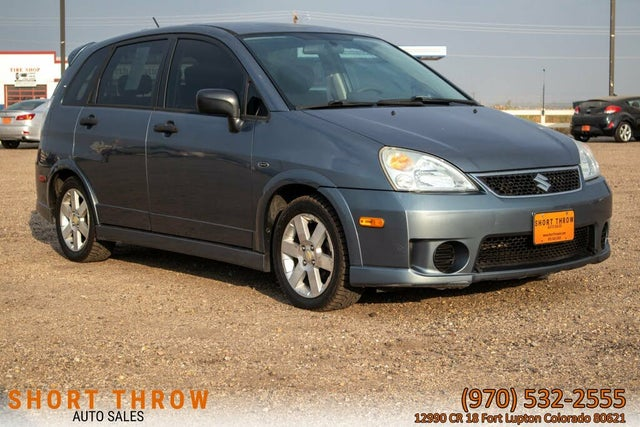 used 2004 suzuki aerio 4 dr sx wagon for sale right now cargurus cargurus