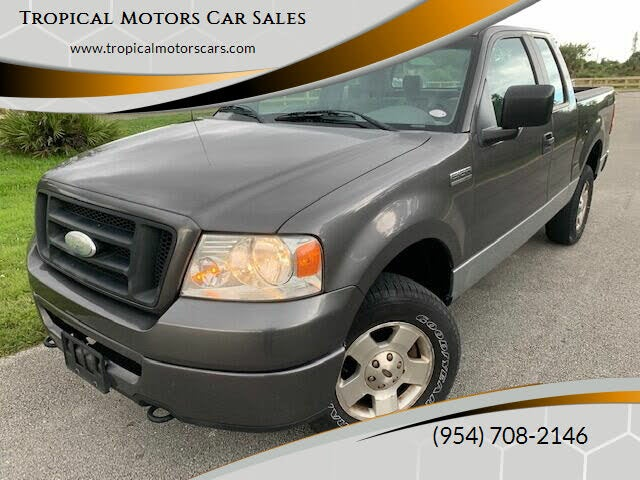 2007 Ford F-150 STX SuperCab Short Bed 4WD