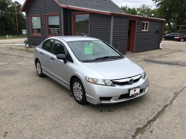 2009 Honda Civic DX-VP