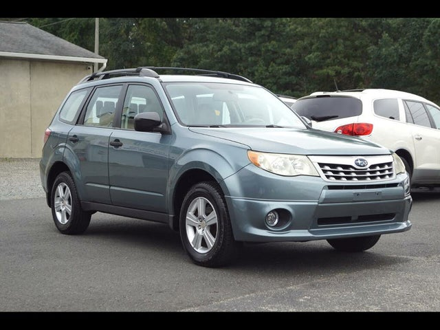 2011 Subaru Forester 2.5 X Touring