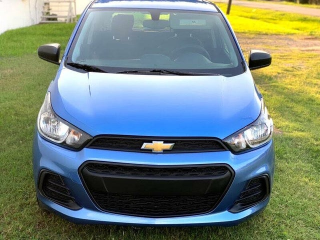 2016 Chevrolet Spark LS FWD