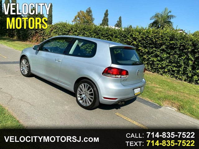 2013 Volkswagen Golf FWD with Conv 2dr