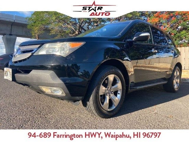 2007 Acura MDX SH-AWD with Sport and Entertainment Package