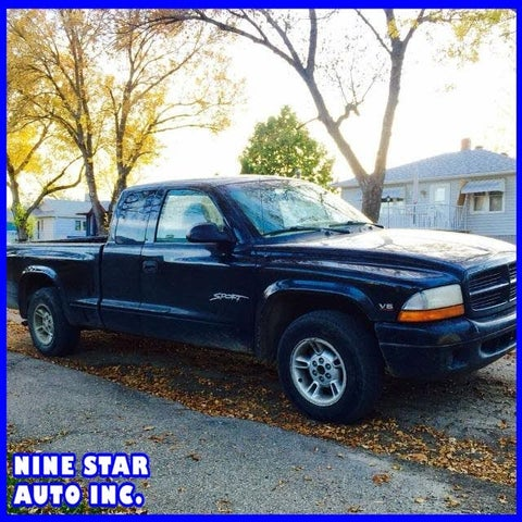 2000 Dodge Dakota Sport Club Cab RWD