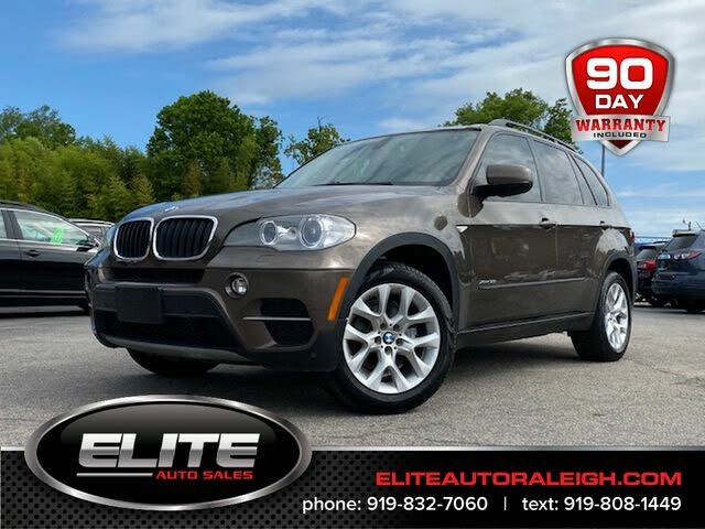 2012 BMW X5 xDrive35i Sport Activity AWD