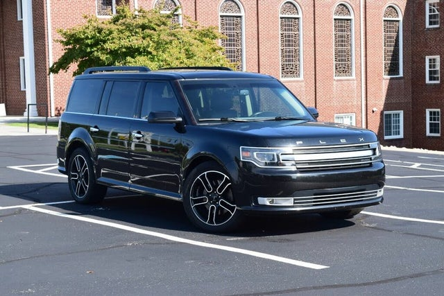 2013 Ford Flex Limited AWD with Ecoboost
