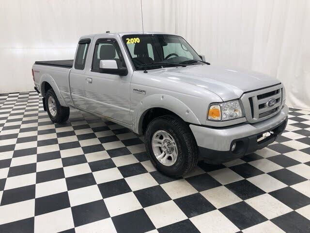 2010 Ford Ranger Sport SuperCab 4-Door