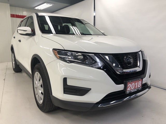 2018 Nissan Rogue S AWD
