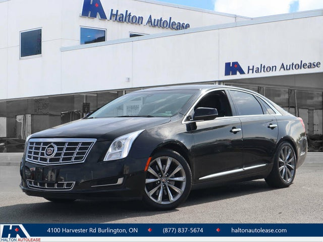 2015 Cadillac XTS Pro Livery FWD