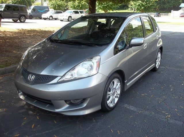 2009 Honda Fit Sport with Nav
