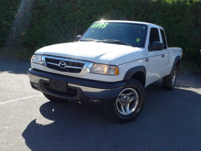 2005 Mazda B-Series B4000 Extended Cab 4WD