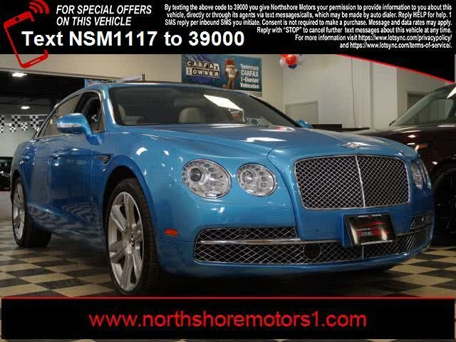 2014 Bentley Flying Spur W12 AWD