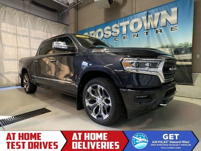 2020 RAM 1500 Limited Crew Cab 4WD