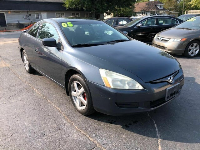 2005 Honda Accord Coupe EX