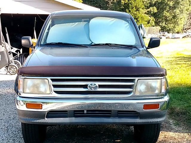 1995 Toyota T100 2 Dr SR5 4WD Extended Cab SB