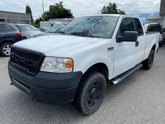 2006 Ford F-150 STX SuperCab Styleside 4WD