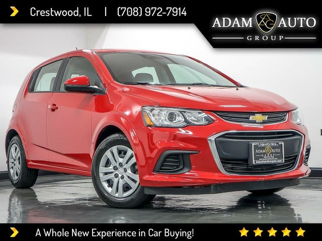 2020 Chevrolet Sonic LT Fleet Hatchback FWD