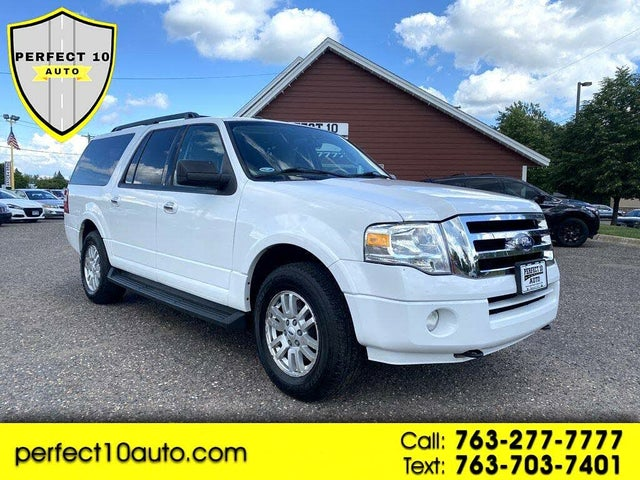 2012 Ford Expedition EL King Ranch 4WD