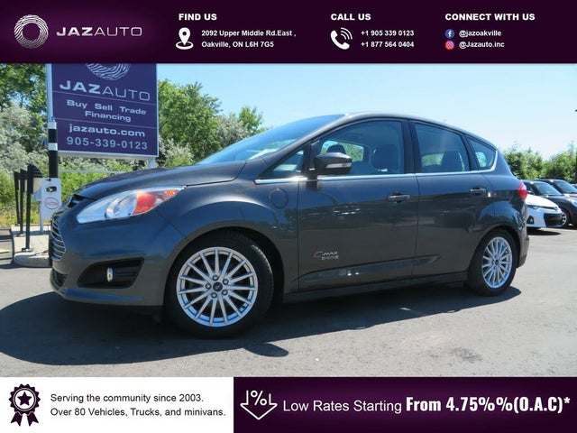 2016 Ford C-Max Energi SEL FWD