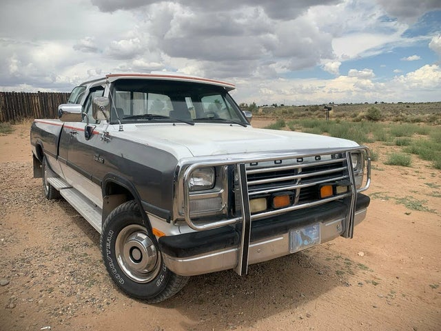 1993 Dodge RAM 250 LE Club Cab LB 4WD