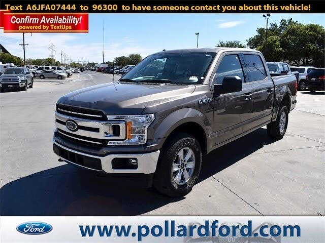 2018 Ford F-150 Limited SuperCrew 4WD