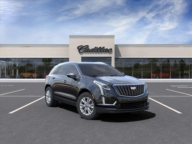 2021 Cadillac XT5 Luxury AWD