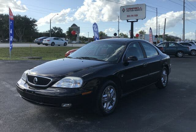 2000 Mercury Sable LS Premium Sedan FWD