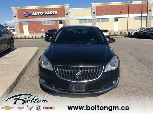2015 Buick Regal Premium I Sedan AWD