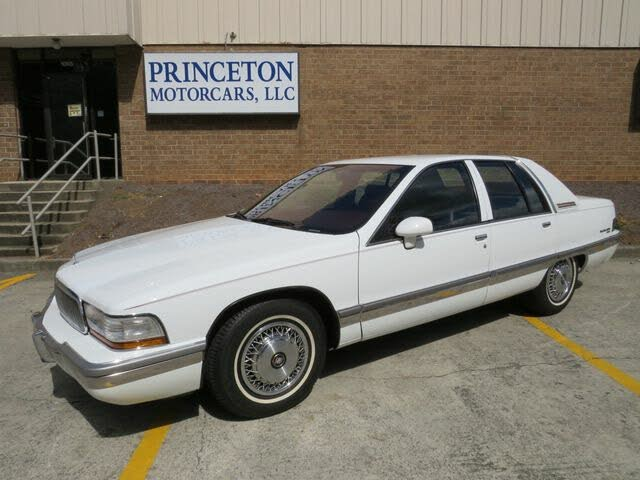 1994 Buick Roadmaster Limited Sedan RWD