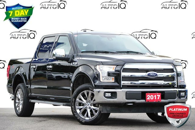 2017 Ford F-150 Lariat SuperCrew 4WD