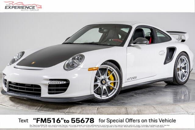 2011 Porsche 911 GT2 RS Coupe RWD