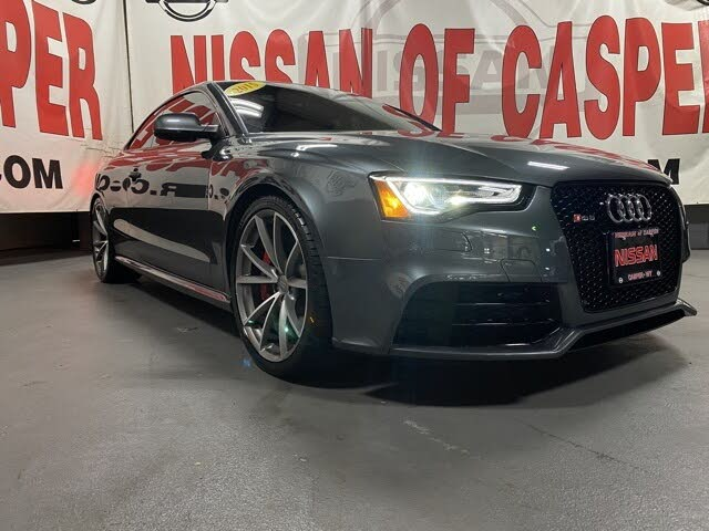 2015 Audi RS 5 quattro Coupe AWD